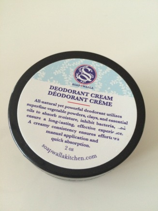 Déodorant Soapwalla 1